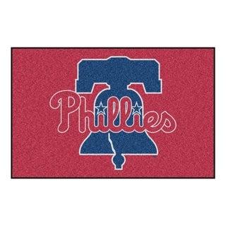 Fanmats MLB Philadelphia Phillies Starter Rug (19 x 30)