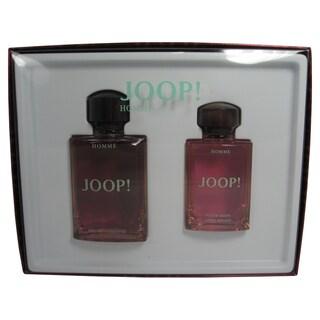 Joop Joop Homme Men's 2-piece Gift Set ( Eau de Toilette Spray + Aftershave 2.5 ounces)