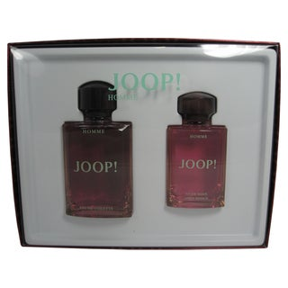 Joop Joop Homme Men's 2-piece Gift Set ( Eau de Toilette Spray + Aftershave 2.5 ounces)