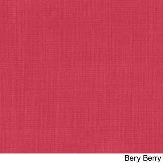 Blazing Needles 65-inch Indoor/Outdoor Double Papasan Cushion