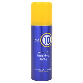 It's a 10 Miracle Finishing 1.7-ounce Hair Spray