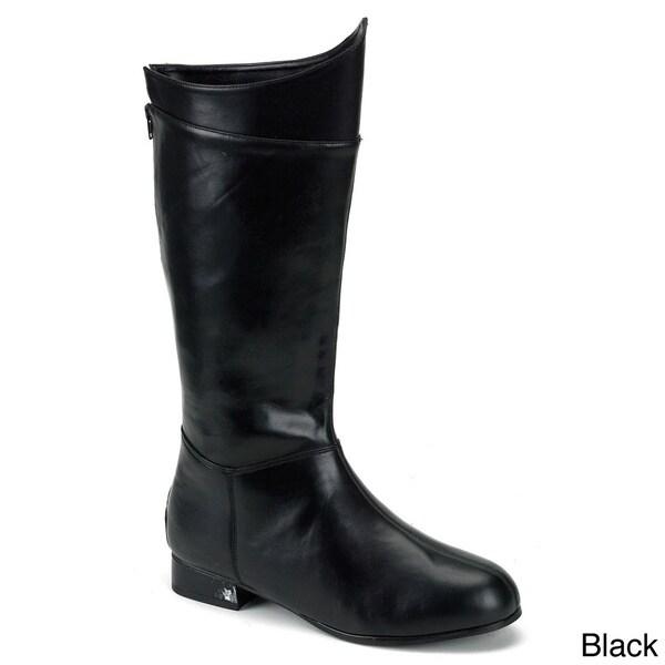 Funtasma Men's 'Hero-100' Knee-high Super Hero Boots