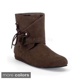 Funtasma Men's 'Rennaissance-50' Microfiber Ankle Boots