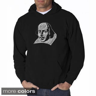 Men's 'Shakespeare' Hooded Sweatshirt
