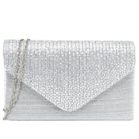 Microfiber Clutches & Evening Bags