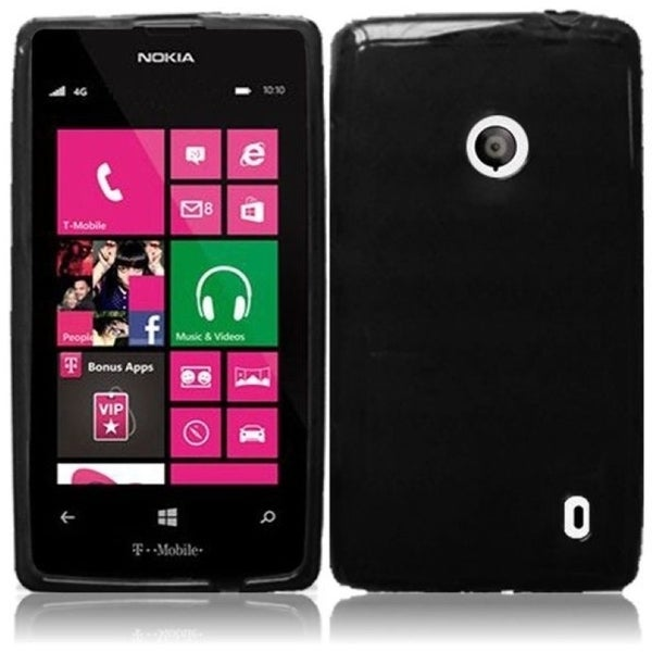 INSTEN TPU Phone Case Cover for Nokia Lumia 521
