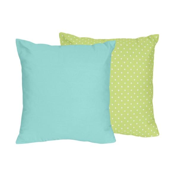 Sweet Jojo Designs Hooty Owl Throw Pillow. Opens flyout.