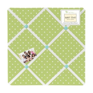 Sweet Jojo Designs Hooty Owl Fabric Photo Bulletin Board