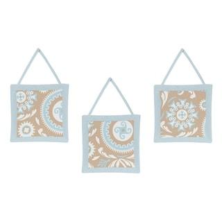 Sweet Jojo Designs Hayden Wall Hangings