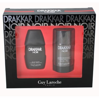 Guy Laroche Drakkar Noir Men's 2-piece Gift Set