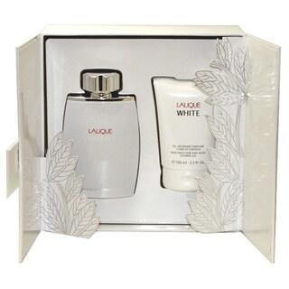 Lalique White Men's 2-piece Gift Set