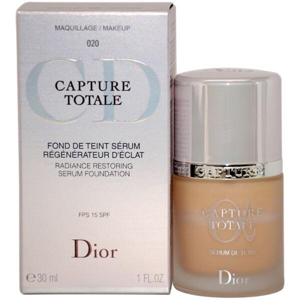 dior total capture serum review