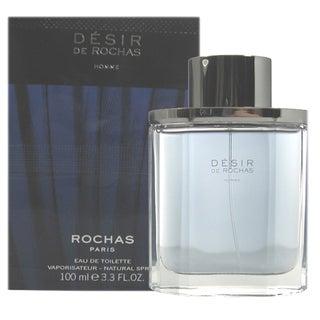 Rochas 'desir de Rochas Homme' Men's 3.3-ounce Eau de Toilette Spray