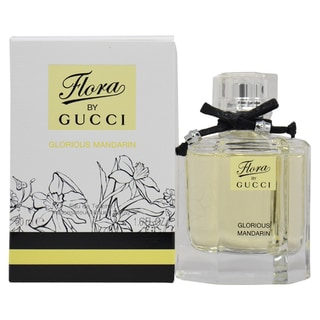 Gucci Women's Flora Gucci Glorious Mandarin 1.6-ounce Eau de Toilette Spray