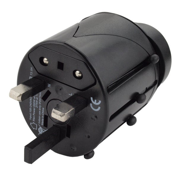 Shop compact universal all in one travel power adapter