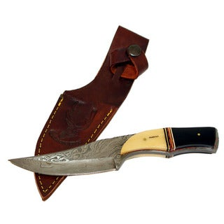 Bone Edge 8.5-inch Skinner Hunting Knife