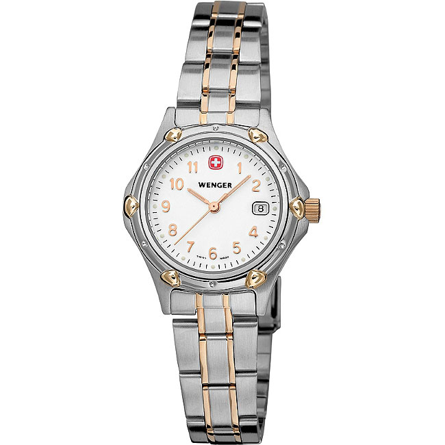 Wenger Standard Issue Women's Swiss Quartz Military Watch