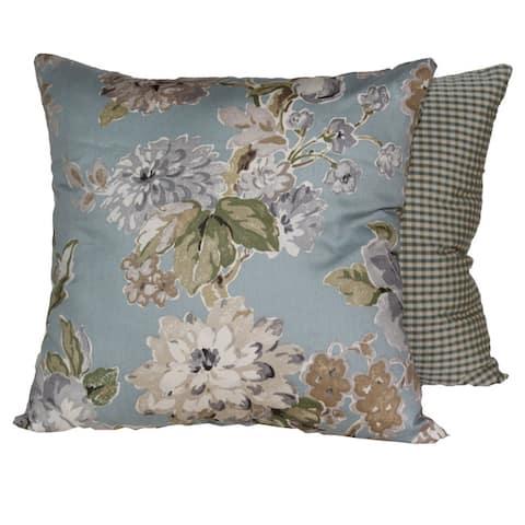 Le Fluer Mist Throw Pillows (Set of 2)