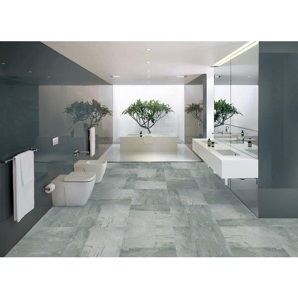 Emrytile 'Cementi' 24 x 24 Porcelain Tile (15.49 sq ft per box)