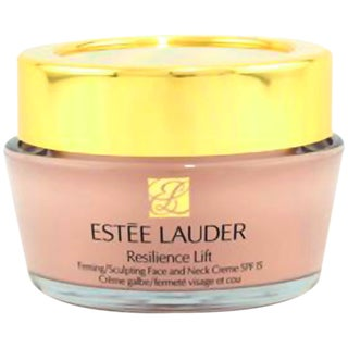 Resilience Lift Firming/Sculpting Face and Neck Creme SPF 15 (Dry Skin) by Estee Lauder for Unisex - 1.7 oz Cream