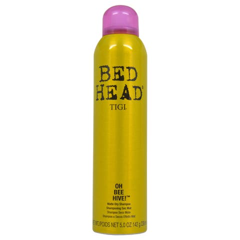 TIGI Bed Head Oh Bee Hive! Matte Dry 5-ounce Shampoo