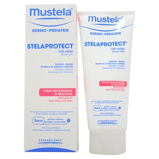Mustela Stelaprotect 6.7-ounce Body Milk