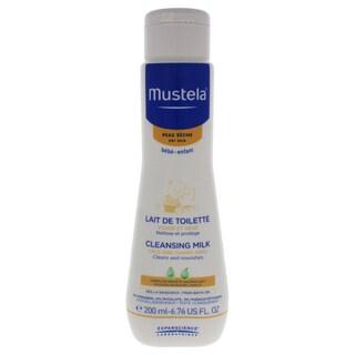 Mustela Baby 6.76-ounce Cleansing Milk