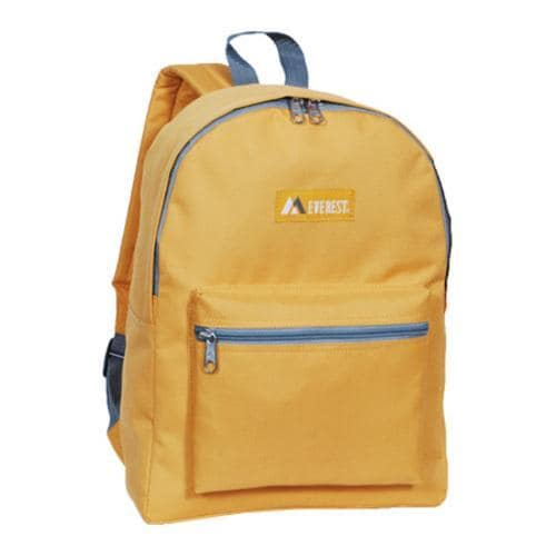 Everest Basic Backpack Yellow