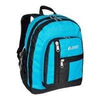 Everest Double Compartment Backpack Turquoise
