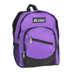 Everest Junior Slant Backpack (Set of 2) Dark Purple