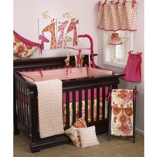 Cotton Tale Sundance 7-piece Crib Bedding Set