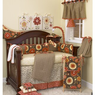 Cotton Tale Peggy Sue 7-piece Crib Bedding Set