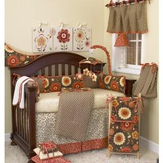 Cotton Tale Peggy Sue 8-piece Crib Bedding Set
