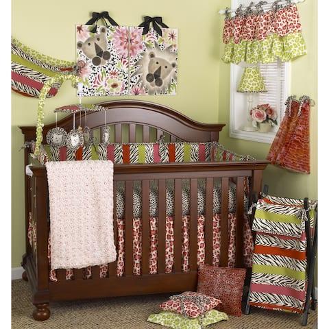 Cotton Tale Here Kitty Kitty 7-piece Crib Bedding Set