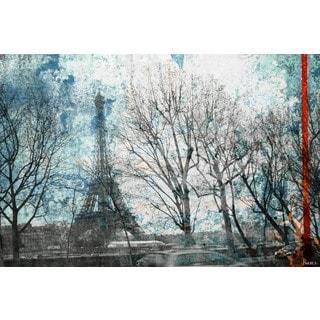 Parvez Taj 'Excusez-moi' Canvas Art
