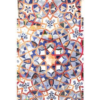 Parvez Taj 'Figuig' Canvas Art
