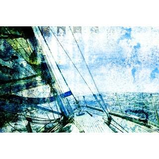 Parvez Taj 'Marina' Canvas Art