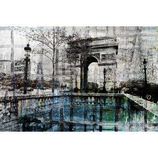 Parvez Taj 'De Lille' Canvas Art
