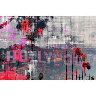 Parvez Taj 'Hollywood Dreams' Canvas Art