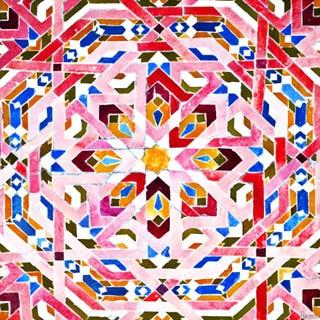 Parvez Taj 'Kasbah' Canvas Art