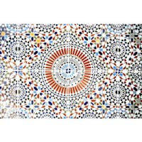 Parvez Taj 'Kortoba' Canvas Art - Multi-color