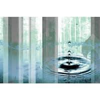 Parvez Taj 'Meadow' Canvas Art