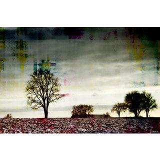 Parvez Taj 'Twilight Sleep' Canvas Art