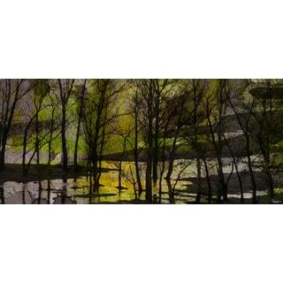 Parvez Taj 'Wentworth' Canvas Art