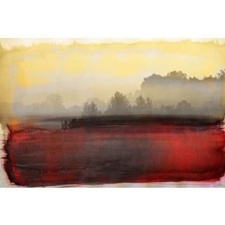 Parvez Taj 'Port Cunnington' Canvas Art