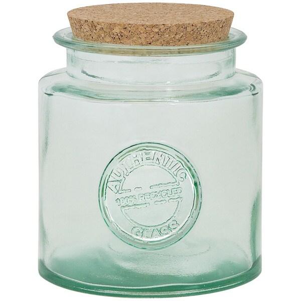Authentic' Glassware Jar 50 ounces