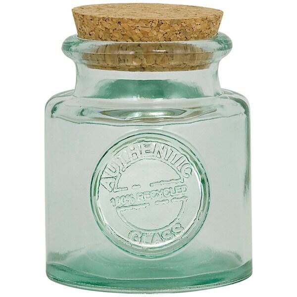 Authentic' Glassware Jar 8 ounces