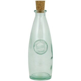 10-ounce Authentic Glassware Bottle with Stopper