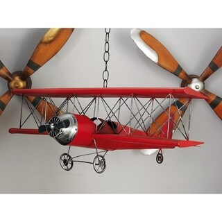 Kids Metal Plane Craze