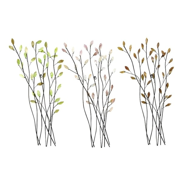 Twig Decor twig wall decor | home decorating, interior design, bath & kitchen